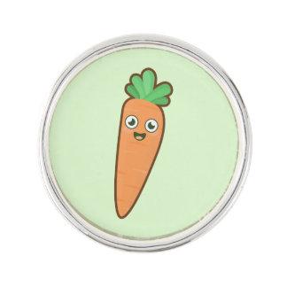 Kawaii Carrot Pin