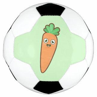 Kawaii Carrot Soccer Ball