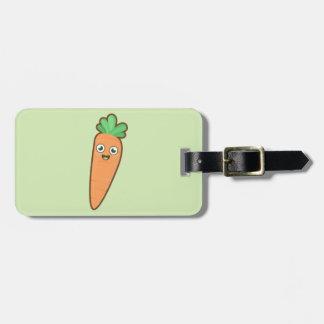 Kawaii Carrot Tag For Luggage