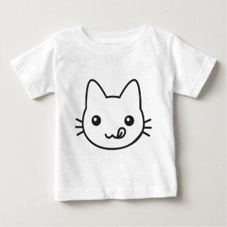 Kawaii Cat Baby T-Shirt