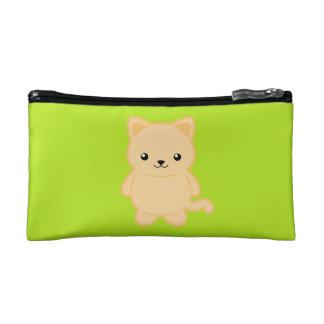 Kawaii Cat Cosmetic Bag