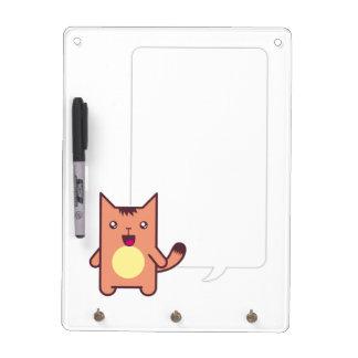 Kawaii cat Dry-Erase boards