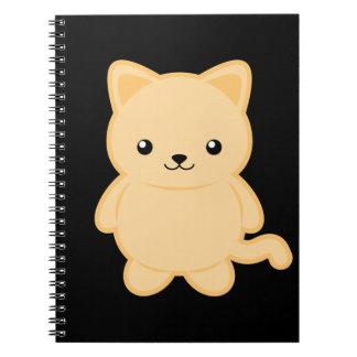 Kawaii Cat Notebook