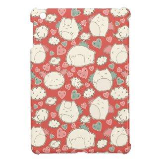 Kawaii cats cover for the iPad mini