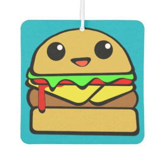 Kawaii Cheeseburger Air Freshener