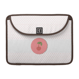 Kawaii Cherry Sleeves For MacBook Pro