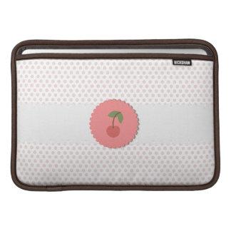 Kawaii Cherry Sleeve For MacBook Air