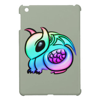 Kawaii Chibi Rainbow Dragon iPad Mini Cover