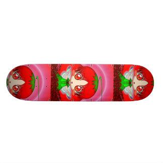 Kawaii Chibi Tomato Fairy Skate Decks