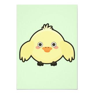 Kawaii Chick Card
