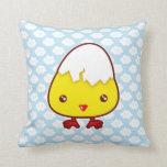 Kawaii chick pillow