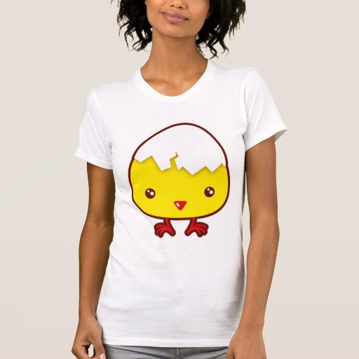 Kawaii chick shirts