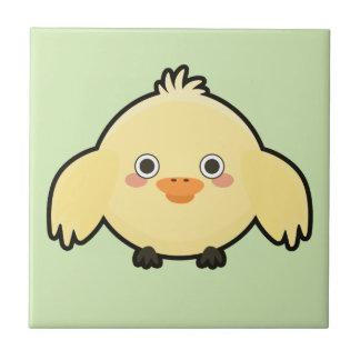 Kawaii Chick Tile