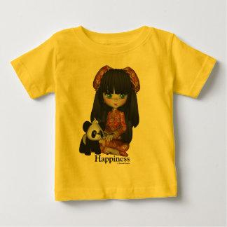 Kawaii China Doll Panda Bear T-Shirt