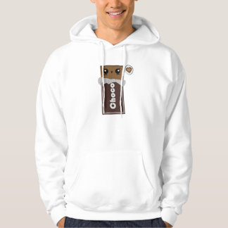 Kawaii Chocolate Bar Hoodie
