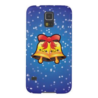Kawaii Christmas Jingle Bells Samsung Galaxy S5 Galaxy S5 Case