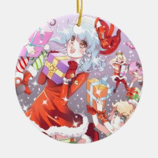Kawaii Christmas Christmas Ornaments