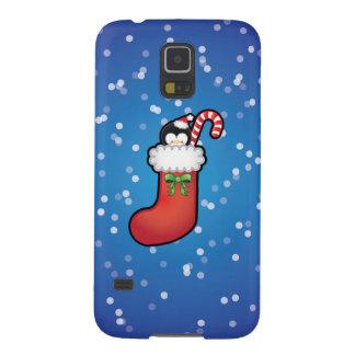 Kawaii Christmas Stocking Samsung Galaxy S5 Case