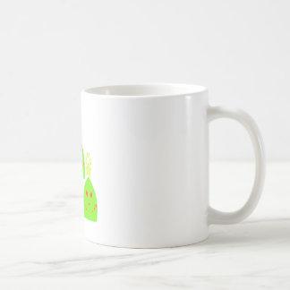 Kawaii Christmas Tree Ladies Coffee Mug