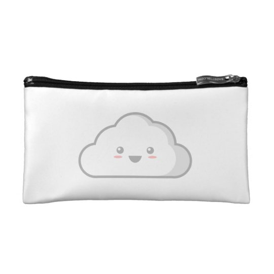 Kawaii Cloud Cosmetic Bag
