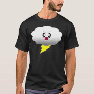 KAWAII CLOUD LIGHTNING THUNDER STORM T-Shirt