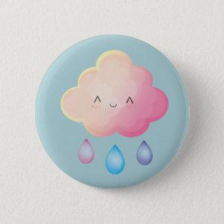 Kawaii Cloud Pin