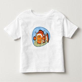 Kawaii Clownfish Toddler T-Shirt