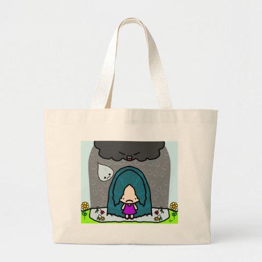 Kawaii Club! Miserable Mandy Canvas Bag