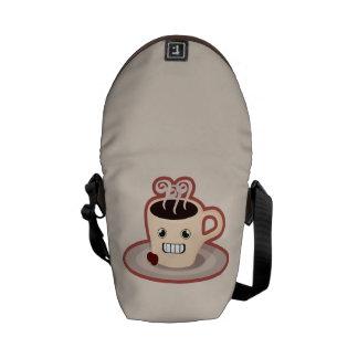 Kawaii Coffee Messenger Bag