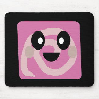 kawaii comforter bubble bar mouse pad