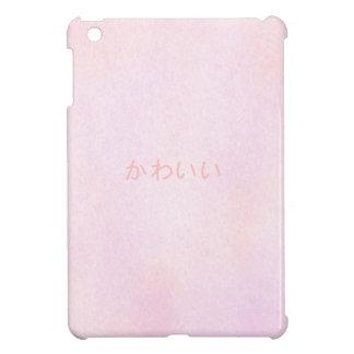 """Kawaii"" Cotton Candy iPad Mini Case"