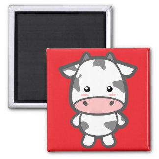 Kawaii Cow Magnets