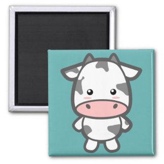 Kawaii Cow Refrigerator Magnets