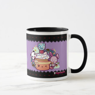 Kawaii Cupcake Attacked! Mug