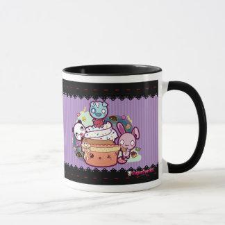 Kawaii Cupcake Attacked! Mug