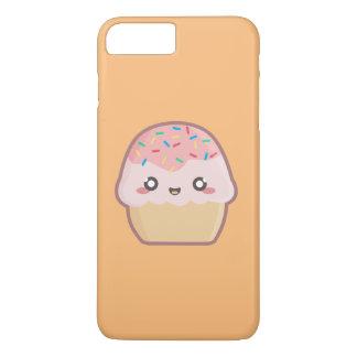 Kawaii cupcake iPhone 8 plus/7 plus case