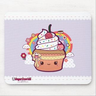 Kawaii Cupcake Mouse Pad