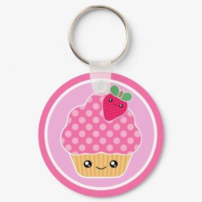 http://rlv.zcache.com/kawaii_cupcake_strawberry_keychain-p146120323793982564qjfk_400.jpg
