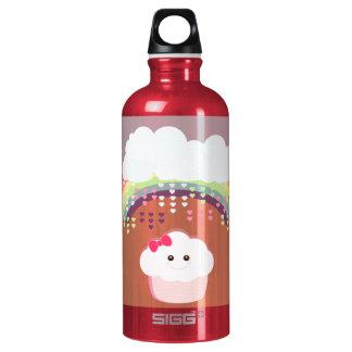 Kawaii Cupcake Water Bottle