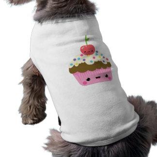 Kawaii Cupcake with Cherry on Top Tee