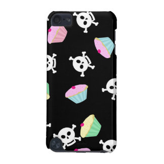 Kawaii Cupcakes and Skulls Cute Emo iPod Touch iPod Touch 5G Cover