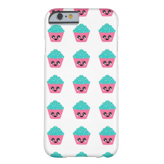 Kawaii Cupcakes Case Barely There iPhone 6 Case