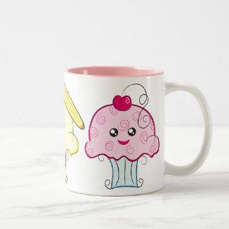 Kawaii Cupcakes Mugs