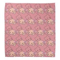 Kawaii cute animal bandana