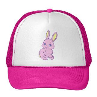 Kawaii Cute Cartoon Bunny Rabbit Trucker Hat