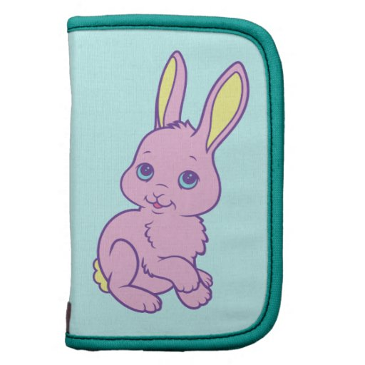 Kawaii Cute Cartoon Bunny Rabbit Planner