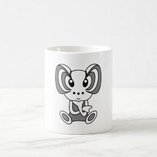 Kawaii cute cartoon character mugs