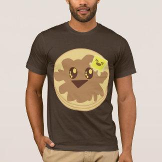 Kawaii Cute Cartoon Pancake T-Shirt