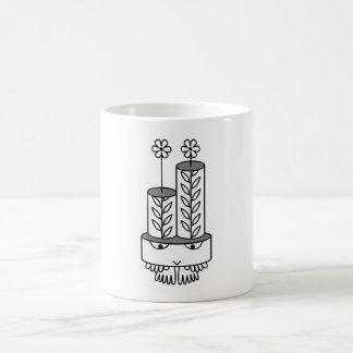 Kawaii cute character mugs