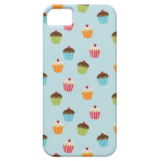 Kawaii cute girly cupcake cupcakes foodie pattern iPhone SE/5/5s case